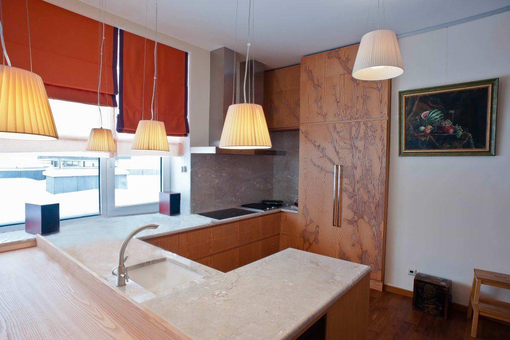 Люксовые материалы отделки для квартиры из Италии