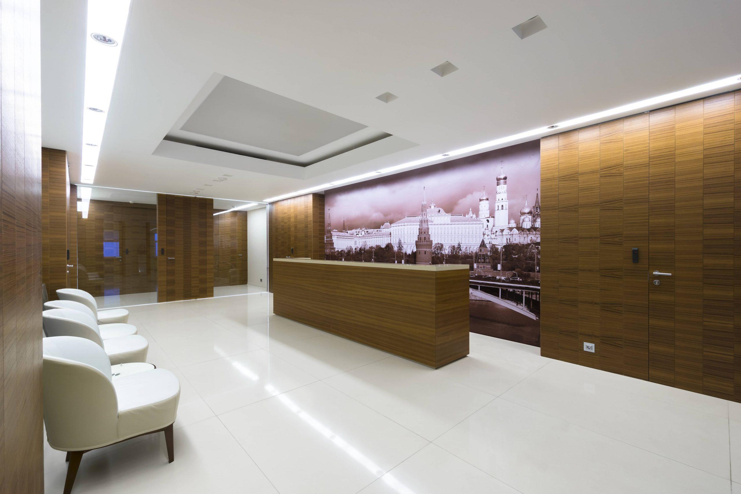 Элитный ремонт офисов | Итальянский подрядчик