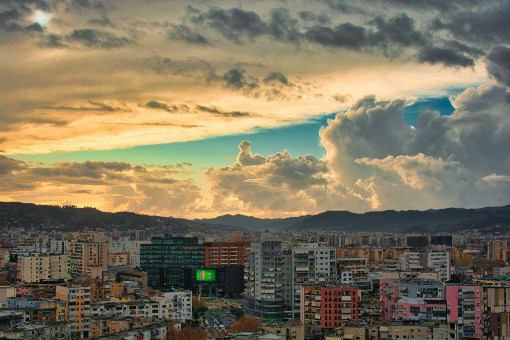Тирана, Албания, Пентхаус